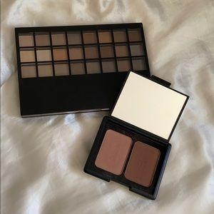 ELF Eyeshadow & Contouring Blush and Bronzer Set